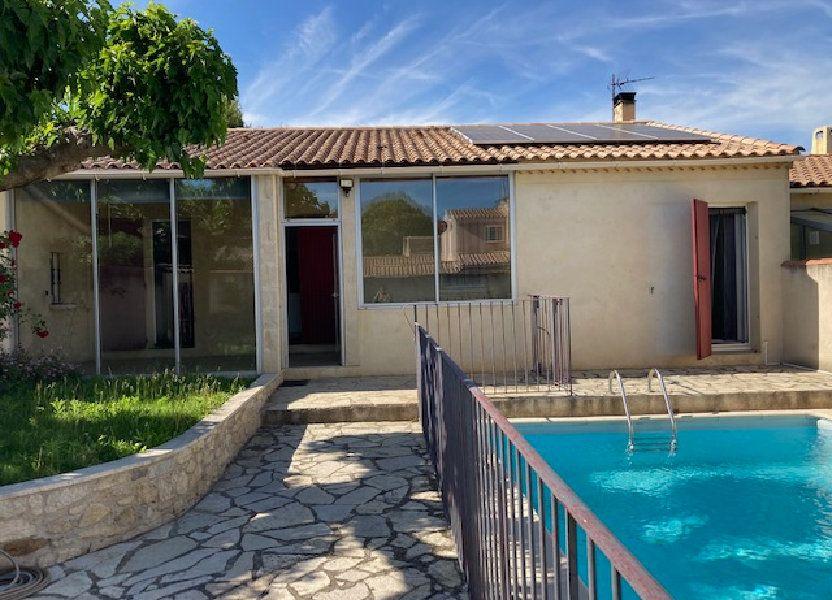 Maison à louer 90m2 à Carpentras