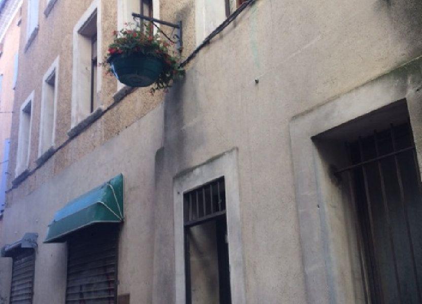 Appartement à louer 31m2 à Carpentras