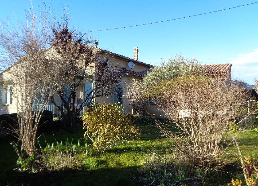 Maison à vendre 90m2 à Mirabel-aux-Baronnies