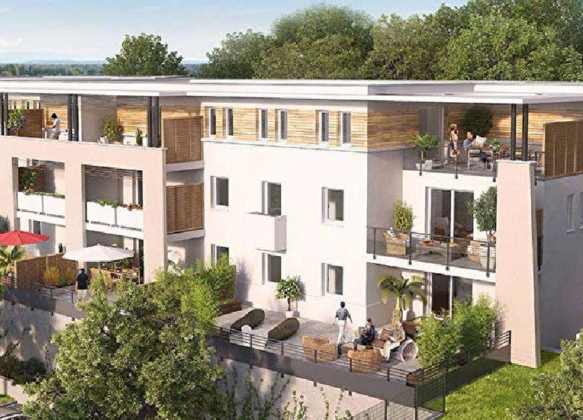 Appartement à louer 61.92m2 à Villeneuve-lès-Avignon