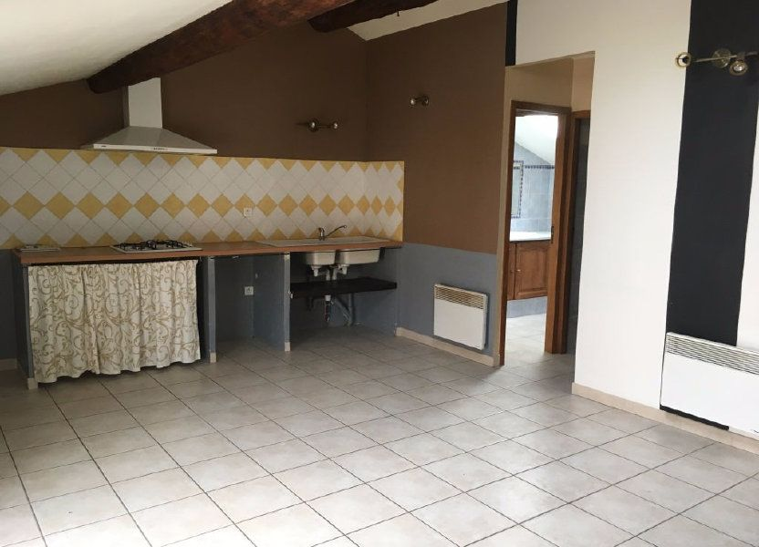 Appartement à louer 48.03m2 à Boulbon