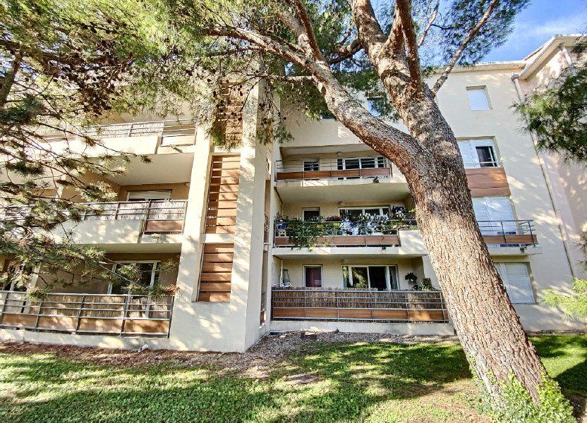 Appartement à vendre 70m2 à Le Pontet