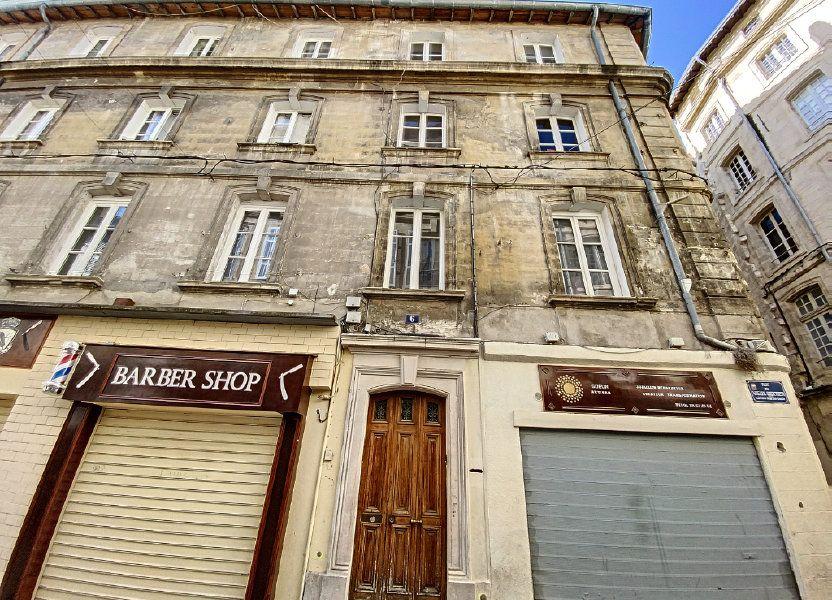 Immeuble à vendre 53m2 à Avignon