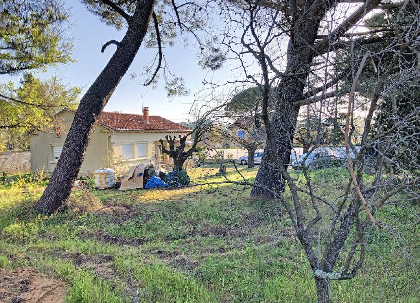 Terrain à vendre 367m2 à Bagnols-sur-Cèze