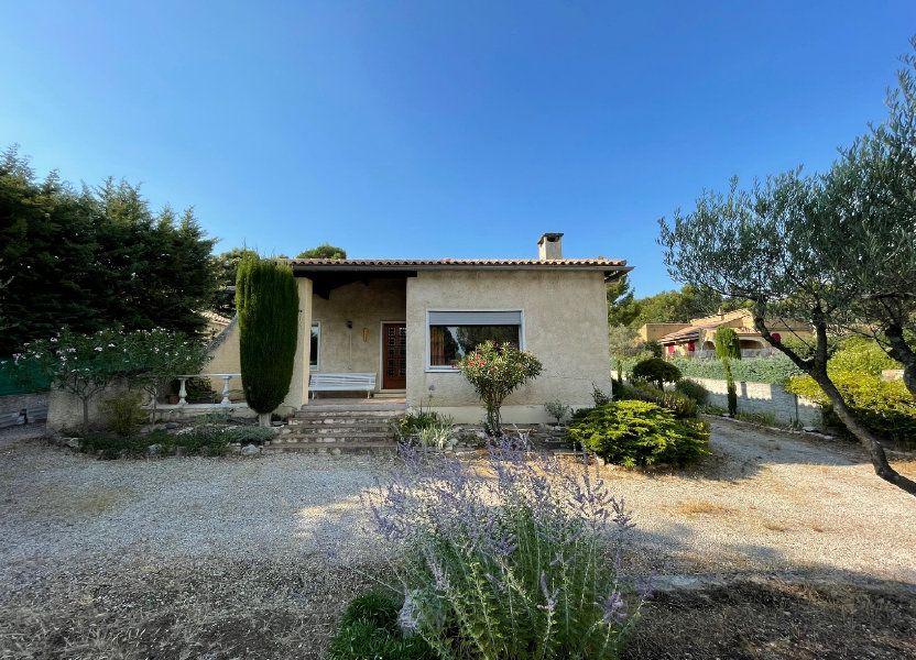 Maison à vendre 115m2 à Villeneuve-lès-Avignon
