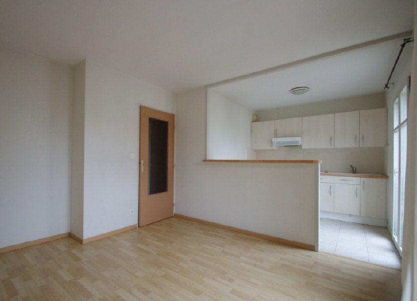 Appartement à louer 36.82m2 à La Rochelle