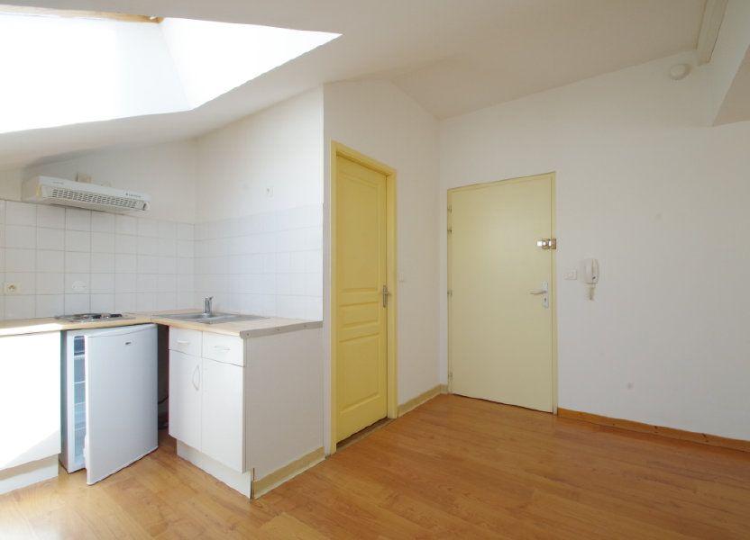 Appartement à louer 19.61m2 à La Rochelle