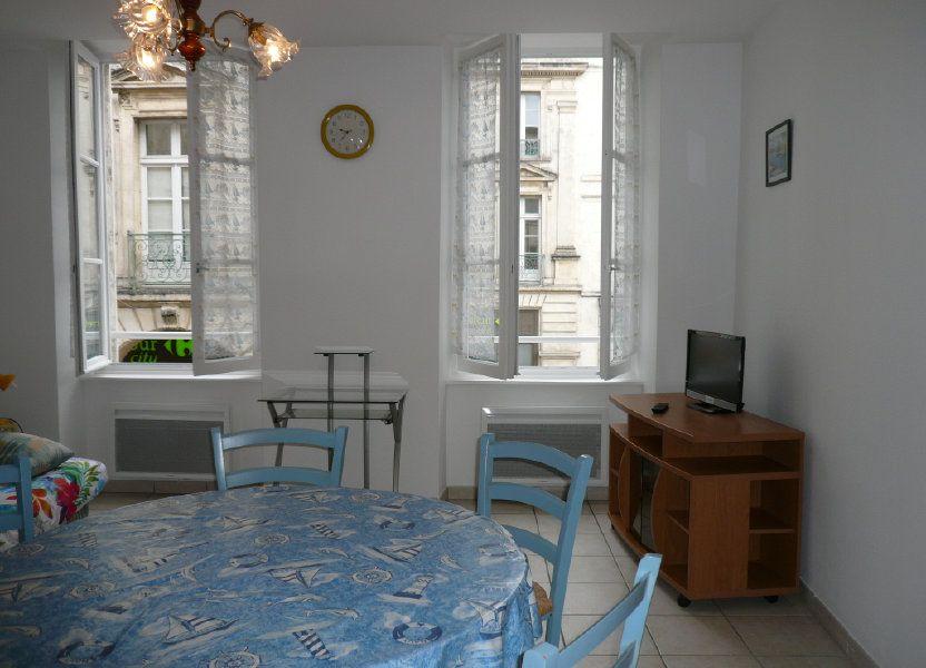 Appartement à vendre 40.11m2 à La Rochelle