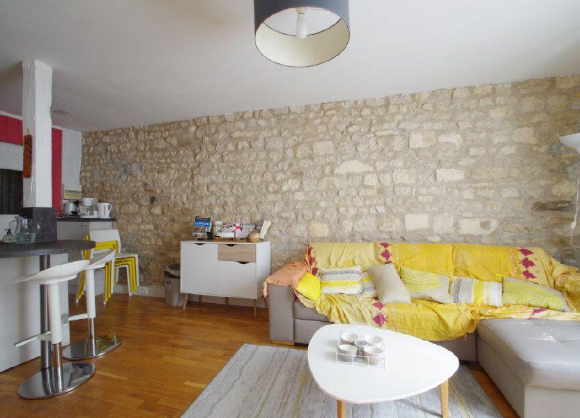 Appartement à vendre 38.3m2 à La Rochelle