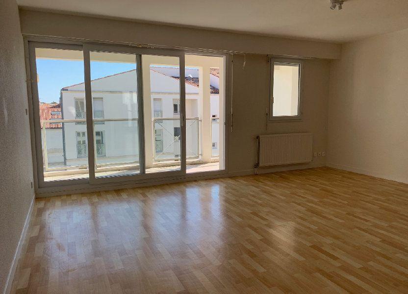 Appartement à vendre 66.48m2 à La Rochelle