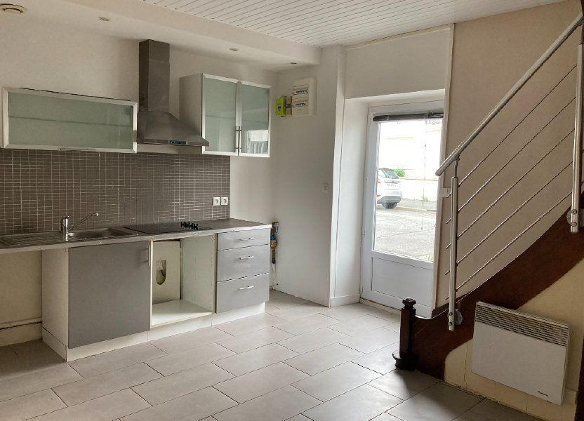 Maison à vendre 64.67m2 à La Rochelle