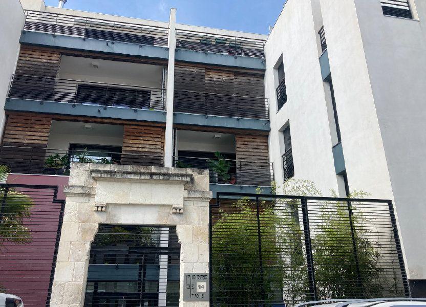 Appartement à vendre 41.27m2 à La Rochelle