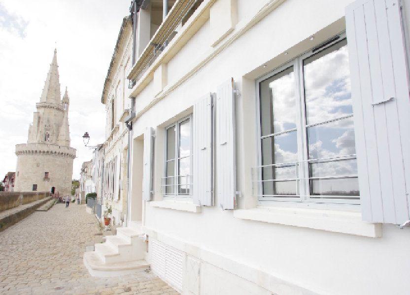 Appartement à vendre 72m2 à La Rochelle