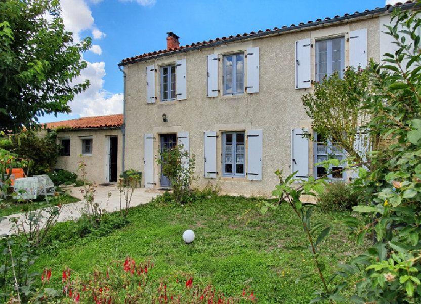 Maison à vendre 270m2 à Vérines
