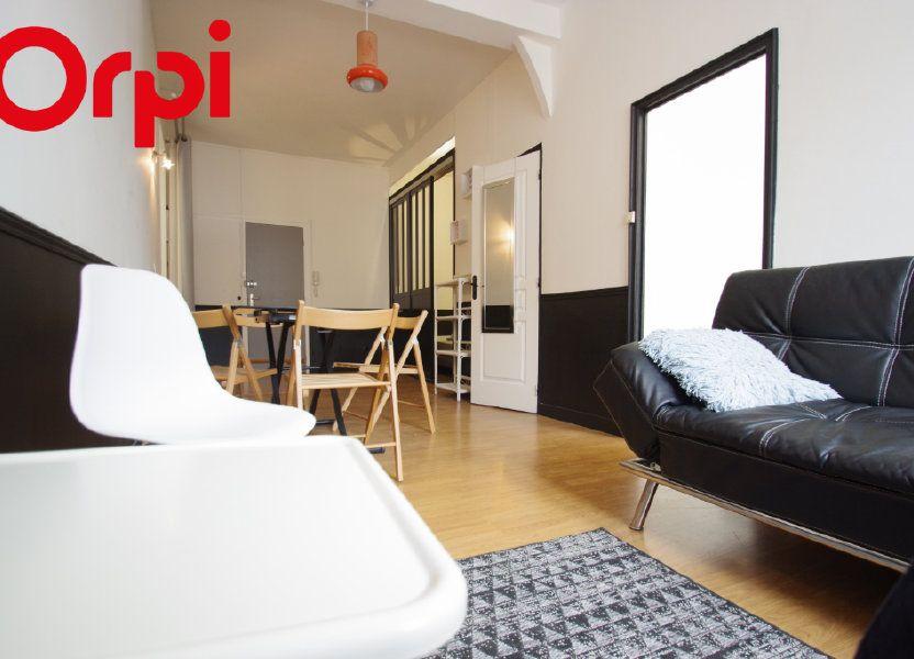 Appartement à vendre 37.85m2 à La Rochelle