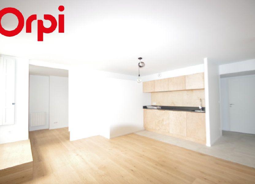 Appartement à vendre 42m2 à La Rochelle