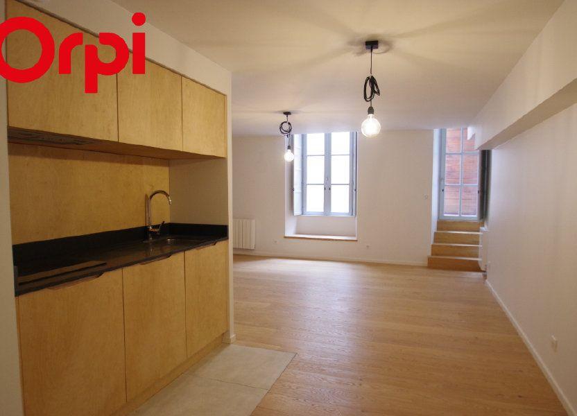 Appartement à vendre 50m2 à La Rochelle