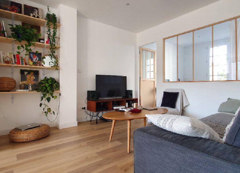Appartement à vendre 53.7m2 à La Rochelle