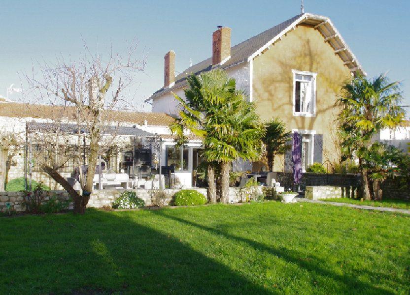 Maison à vendre 260m2 à La Rochelle