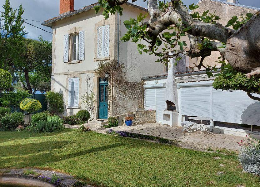 Maison à vendre 183m2 à La Rochelle