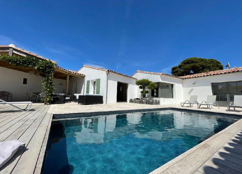 Maison à vendre 220m2 à Sainte-Marie-de-Ré