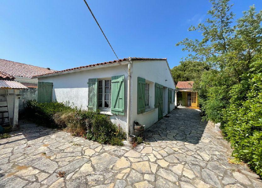 Maison à vendre 107m2 à Le Bois-Plage-en-Ré