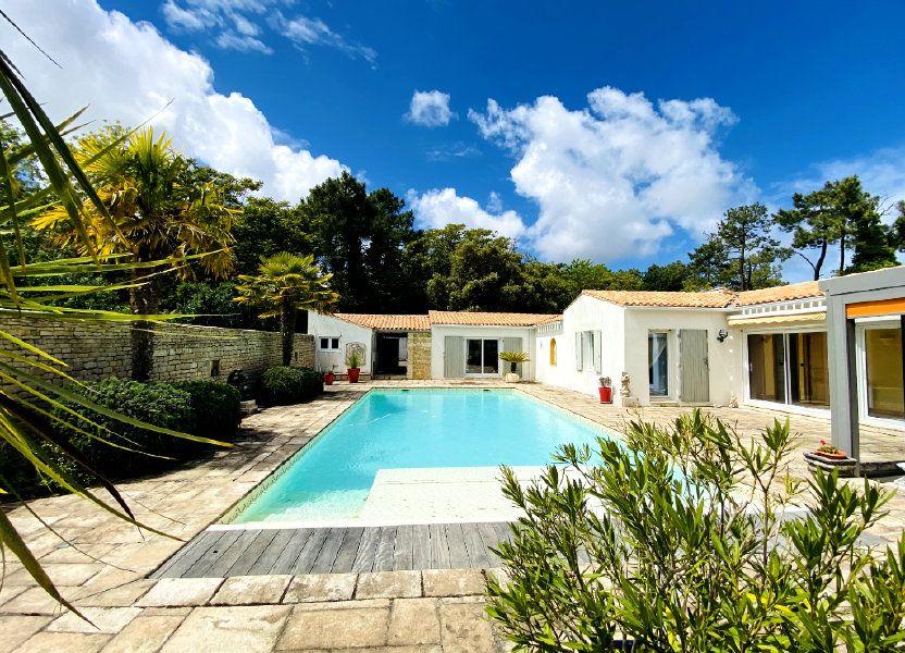 Maison à vendre 273m2 à Rivedoux-Plage