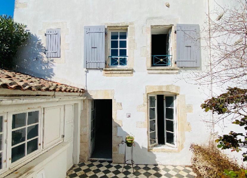 Maison à vendre 155m2 à Saint-Martin-de-Ré