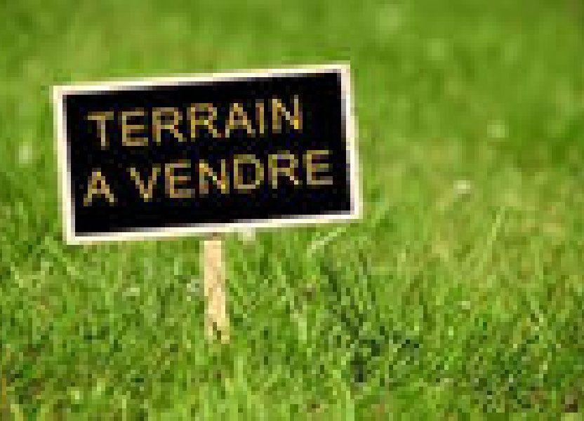 Terrain à vendre 445m2 à Rivedoux-Plage