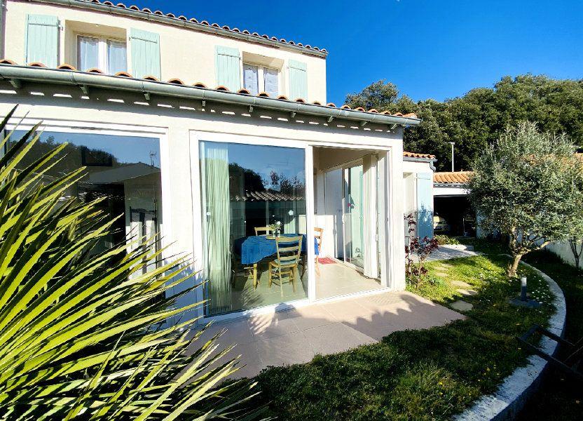 Maison à vendre 83.14m2 à Rivedoux-Plage
