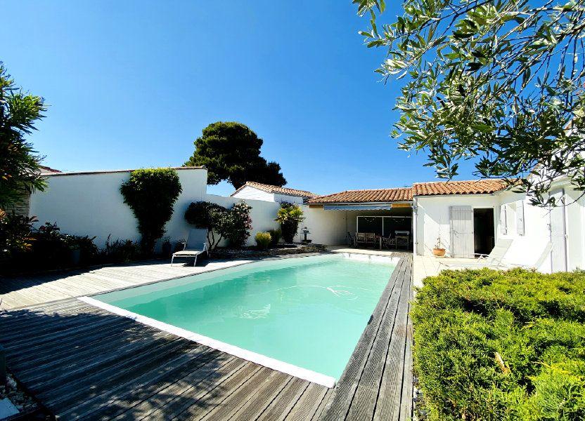 Maison à vendre 160m2 à Sainte-Marie-de-Ré
