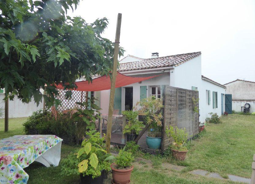 Maison à vendre 80m2 à La Couarde-sur-Mer