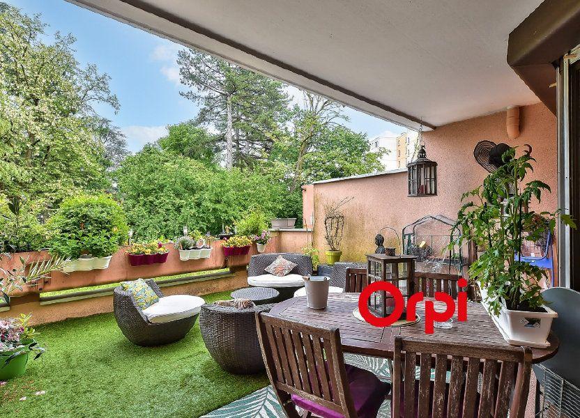 Appartement à vendre 89.07m2 à Oullins