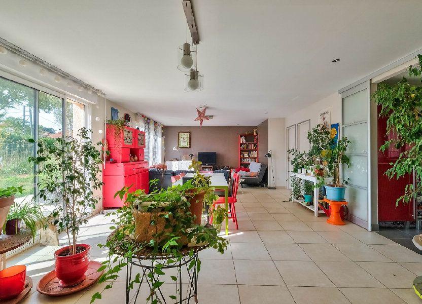 Maison à vendre 205m2 à Saint-Genis-Laval