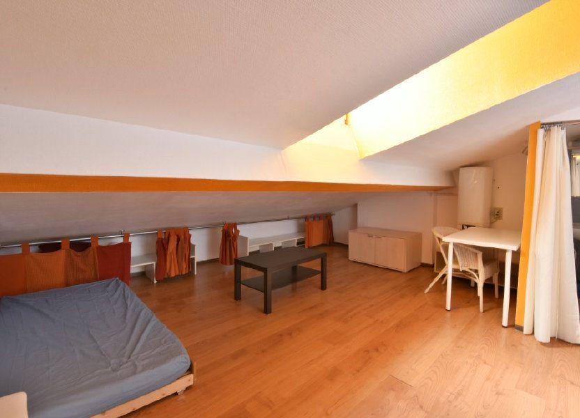 Appartement à louer 7.44m2 à Lyon 6