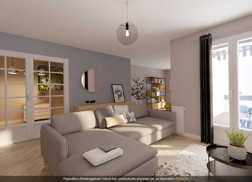 Appartement à vendre 109.07m2 à Sainte-Foy-lès-Lyon