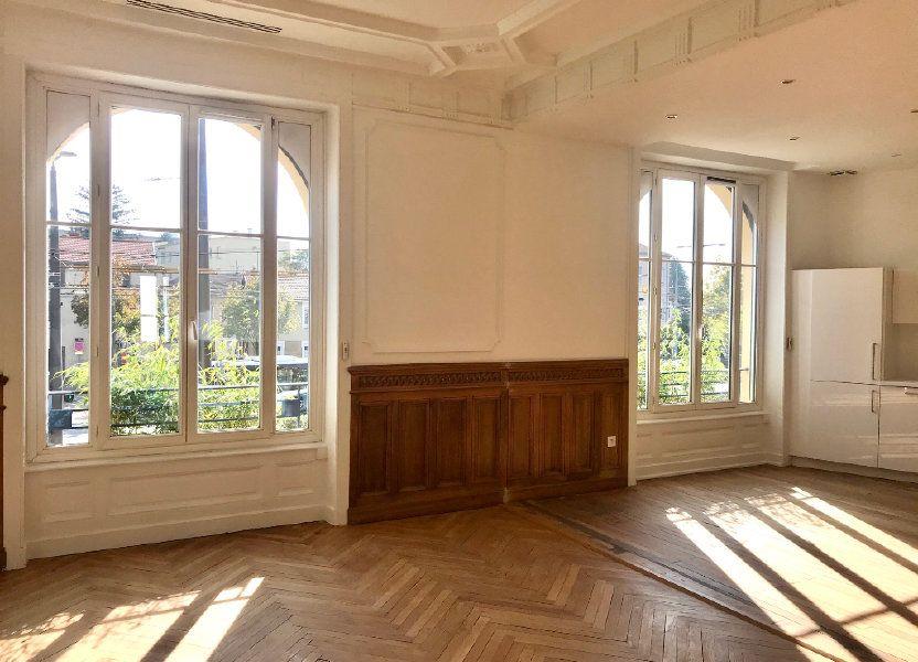 Appartement à vendre 129m2 à Caluire-et-Cuire