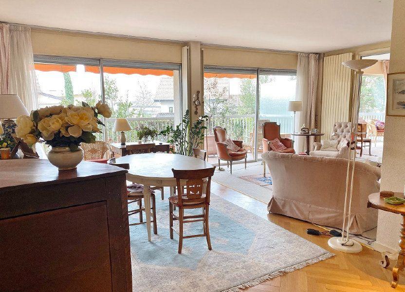 Appartement à vendre 168.02m2 à Sainte-Foy-lès-Lyon