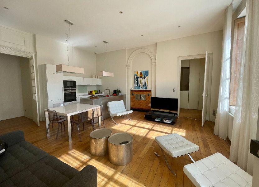 Appartement à vendre 139m2 à Lyon 2