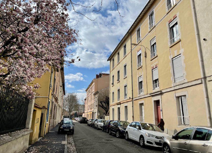 Appartement à vendre 41.66m2 à Lyon 3