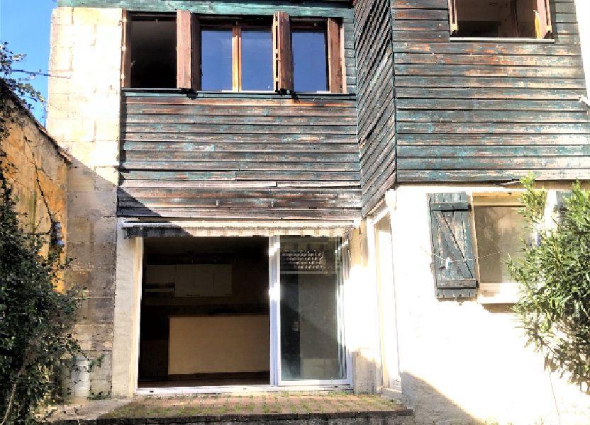 Appartement à vendre 110m2 à Bordeaux