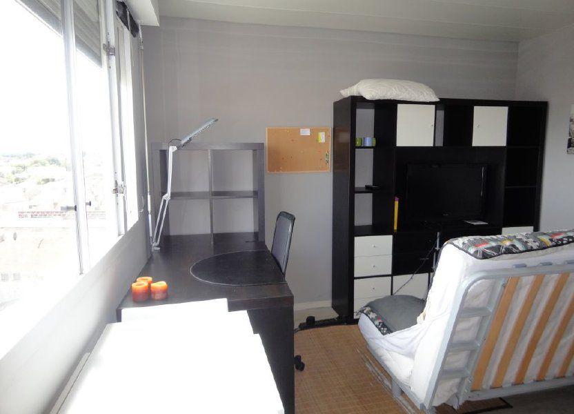 Appartement à louer 18.39m2 à Bordeaux