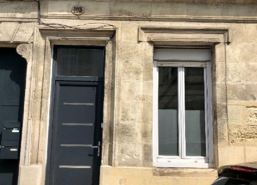 Maison à louer 55.61m2 à Bordeaux