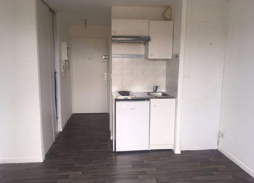 Appartement à louer 18m2 à Bordeaux