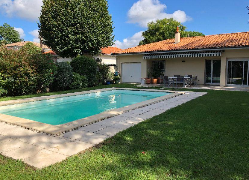 Maison à vendre 138m2 à Bordeaux