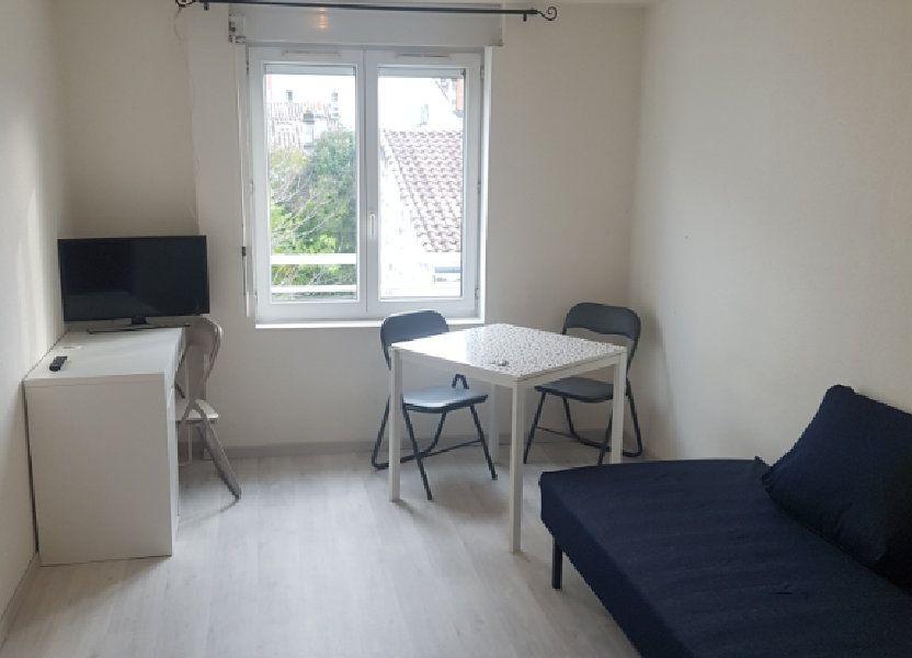 Appartement à louer 19.07m2 à Bordeaux