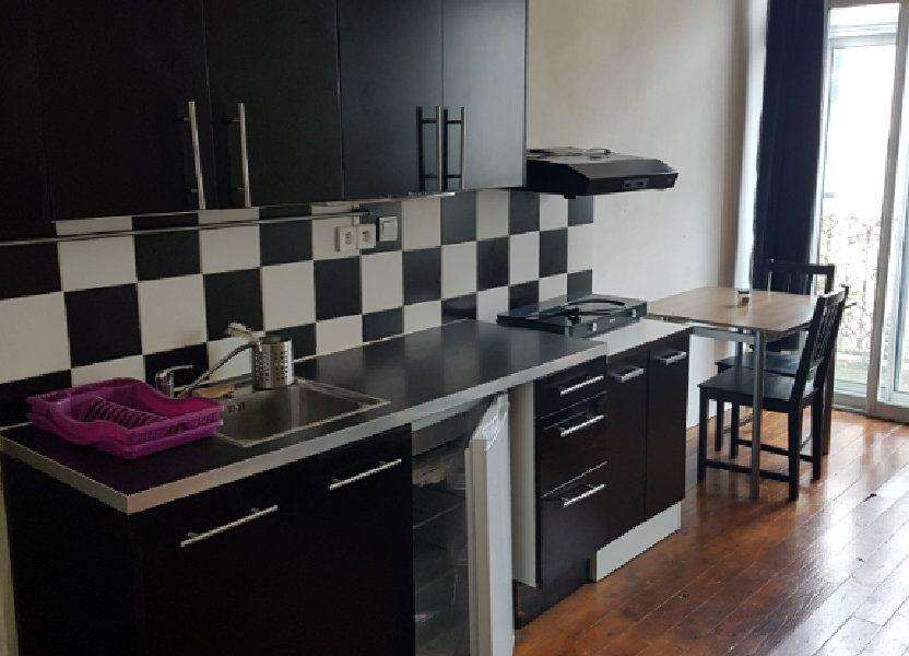 Appartement à louer 32.96m2 à Bordeaux