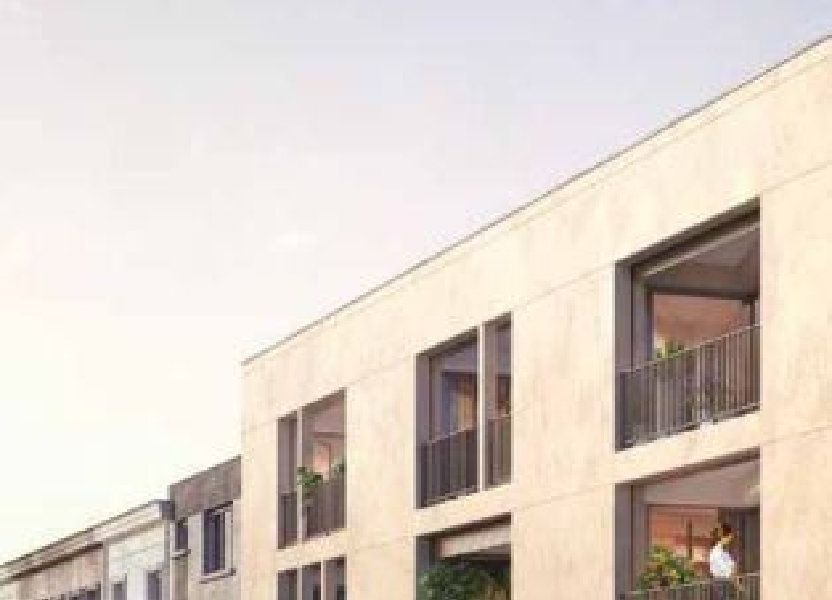 Appartement à vendre 43.4m2 à Bordeaux