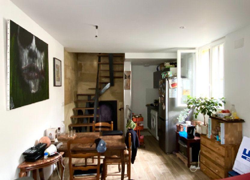 Maison à vendre 55m2 à Bordeaux