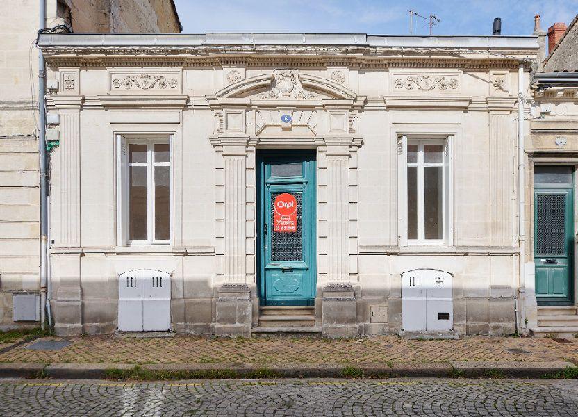 Maison à vendre 85m2 à Bordeaux